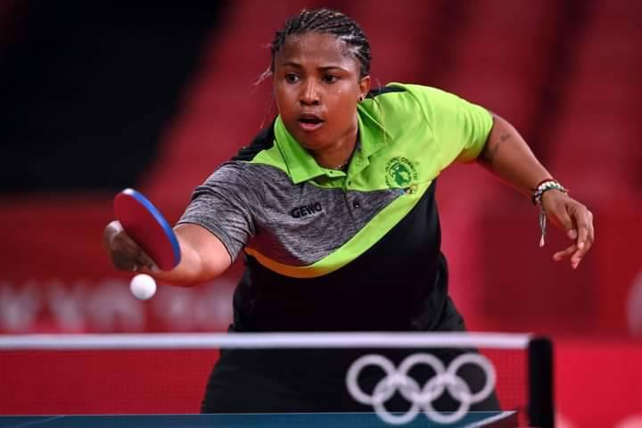 Offiong Edem knocked out of Olympics tennis singles