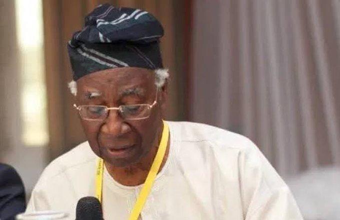 Professor Emeritus Theophilus Oladipo Ogunlesi