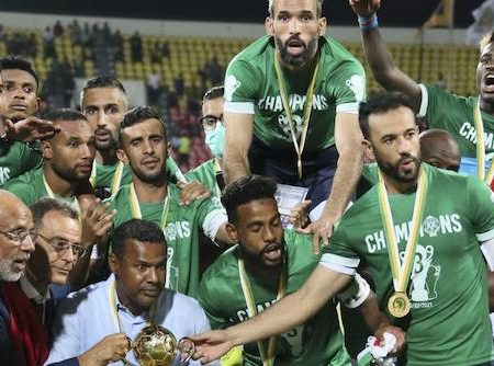 Raja Casablanca win Total CAF Confed Cup for the second time
