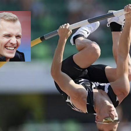 U.S. pole vaulter Sam Kendricks tests positive for COVID-19 sending 63 Australian athletes to isolate