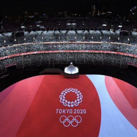 Tokyo Olympics open formally