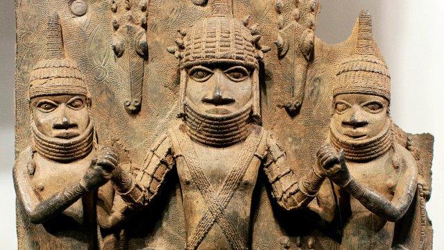 Benin Artifact