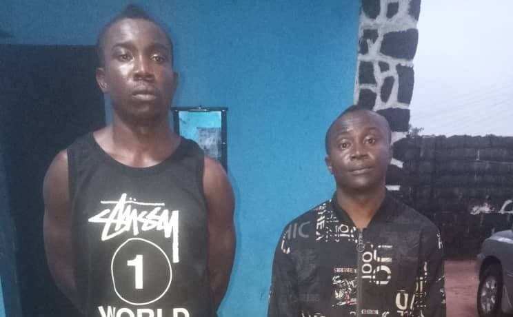 robbery suspects in Imo