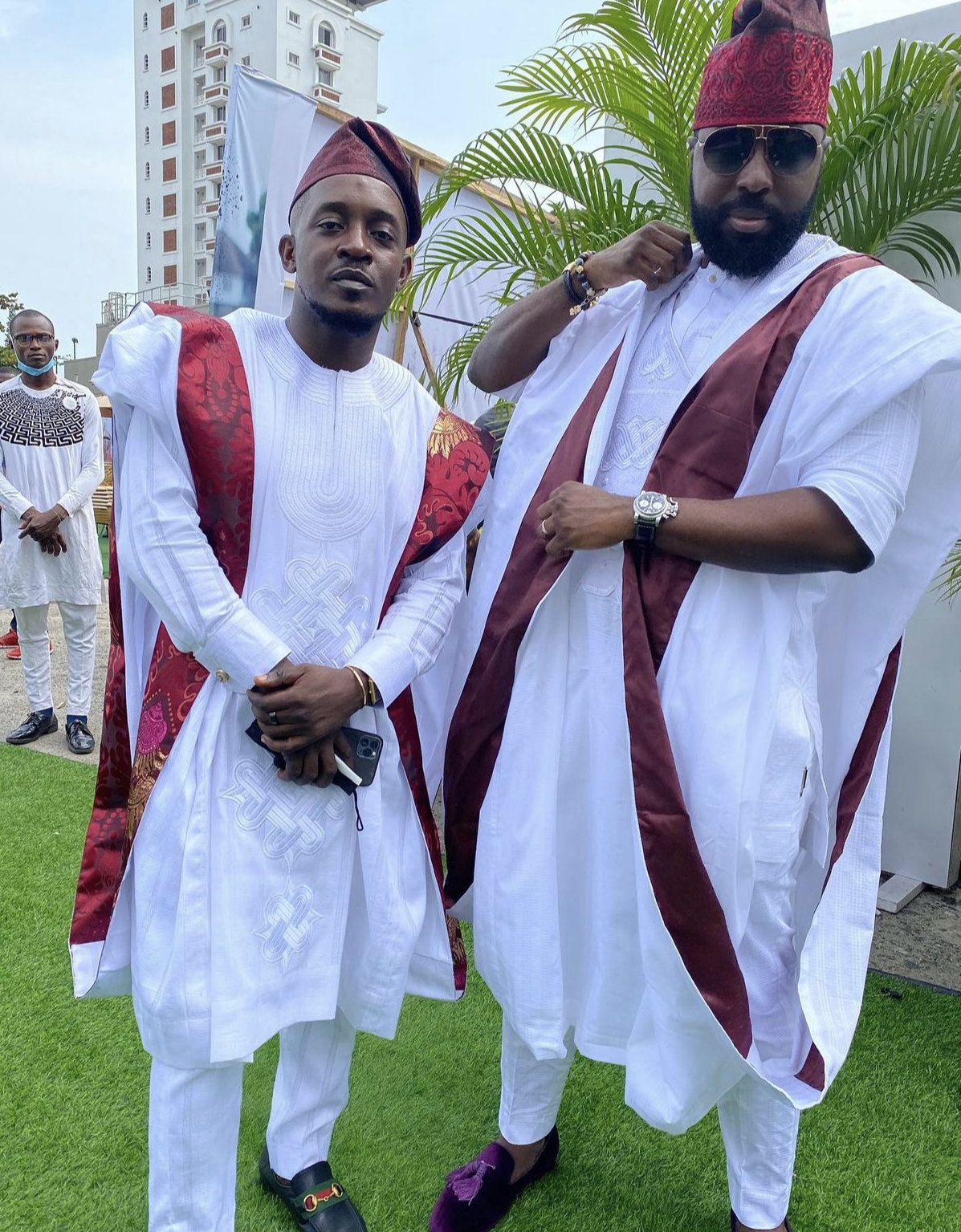 M.I and Dr Craise #KDLagos2021