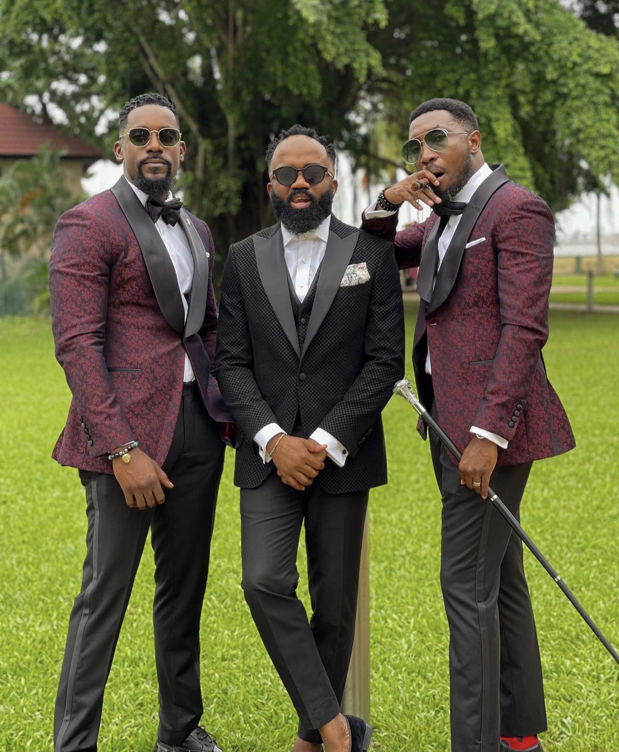 Mawuli Gavor, Noble Igwe and Timi Dakolo #KDLagos2021