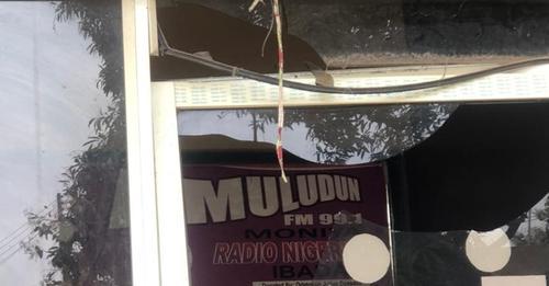 Hoodlums attack Amuludun FM