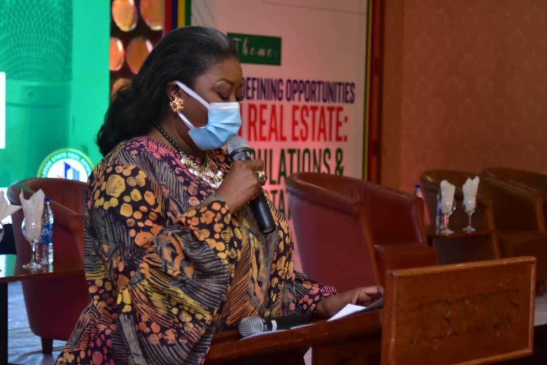 Mrs Toke Benson-Awoyinka