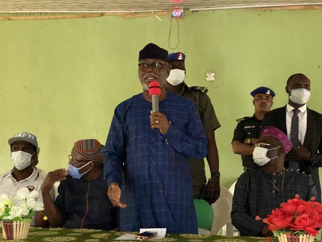 Akeredolu sends delegation to Fulani community