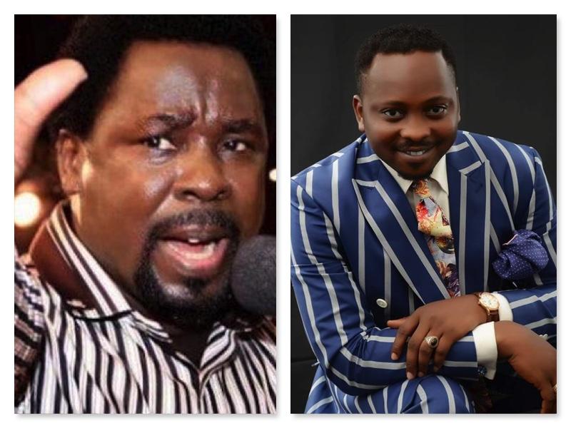 Bishop Sam Owusu makes wild claims on TB Joshua's death