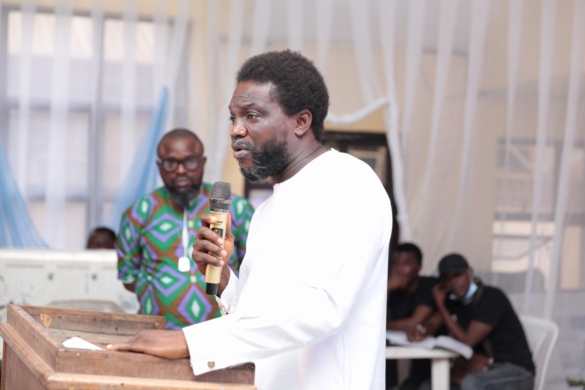 Comrade Ayo Adewale, former chairman of Amuwo Odofin LG
