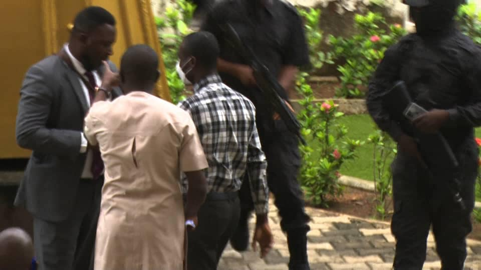 DSS officials attack journalist at trial of Igboho's aides