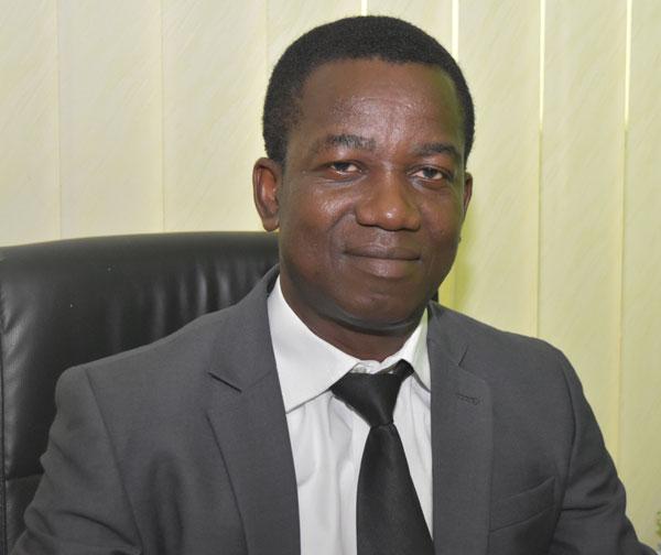 Dr Honestus Obadiora of LAPO