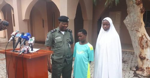 Police rescue 2 abducted Kebbi students