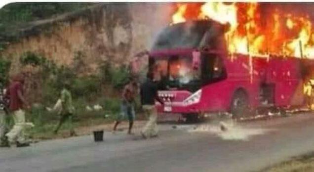 Fake image fake news about Igbo killings in Jos