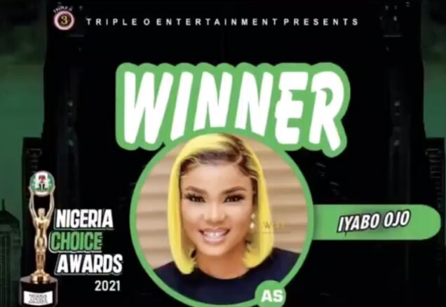Iyabo Ojo declared as Nigeria's best online comedian