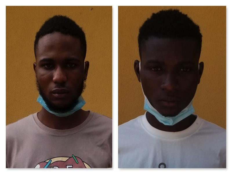 Joshua Ogizien of UNILORIN and Muritala Toheeb of KWASU jailed for cyber crimes