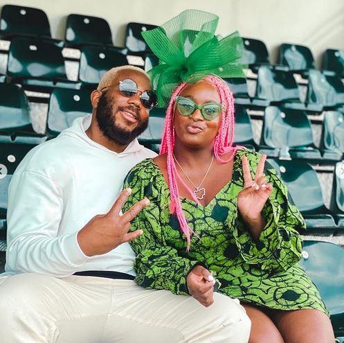 Kiddwaya and DJ Cuppy