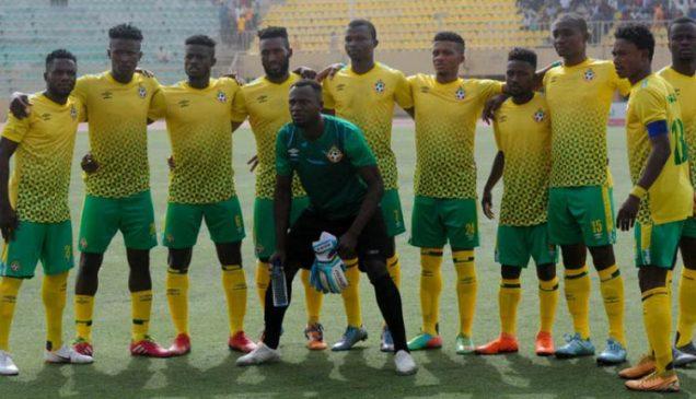 Kwara United players lose CAF Confed Cup slot