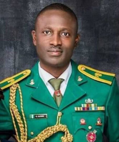 Major Christopher Datong abducted by bandits