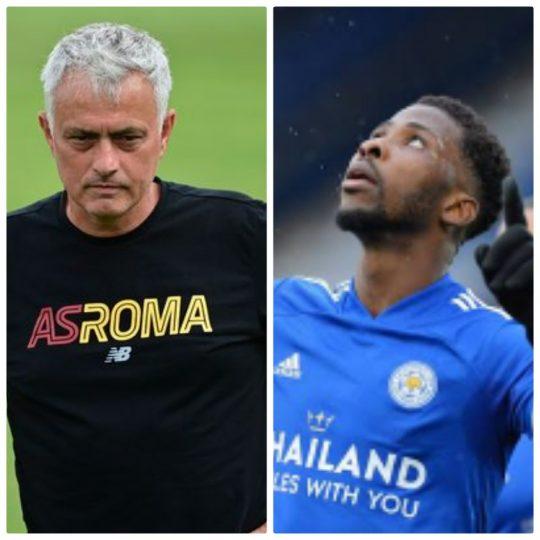 Mourinho and Iheanacho