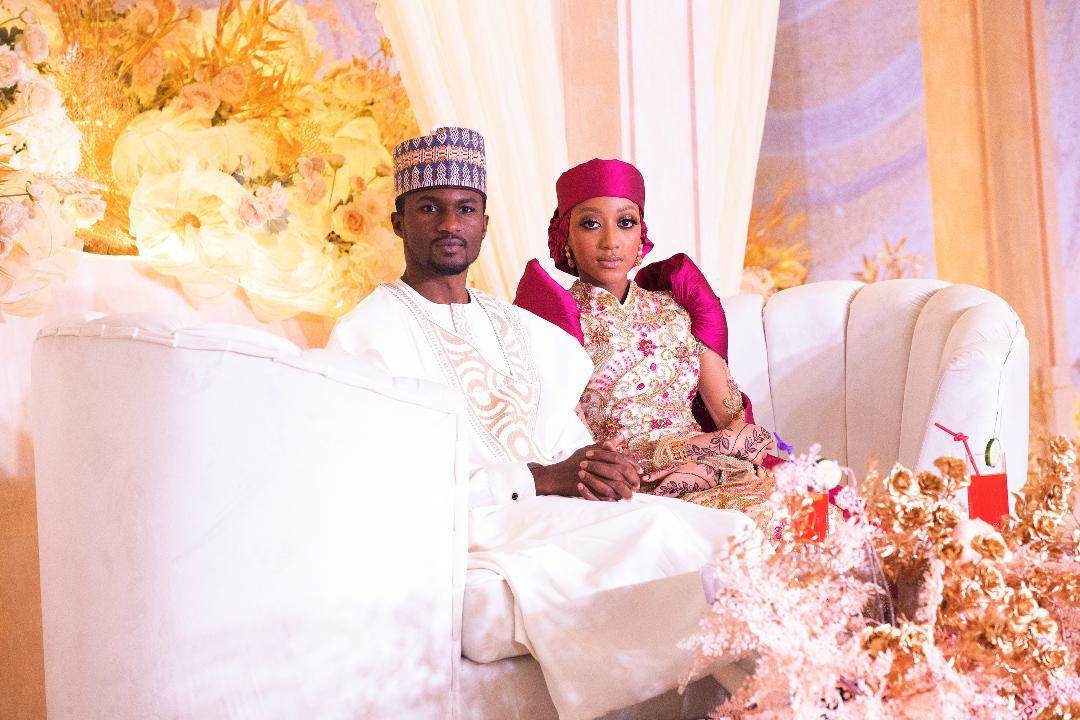 Mr and Mrs Yusuf Buhari