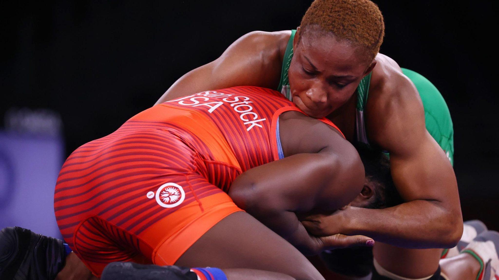 Oborududu loses to Tamyra Mariama Mensah