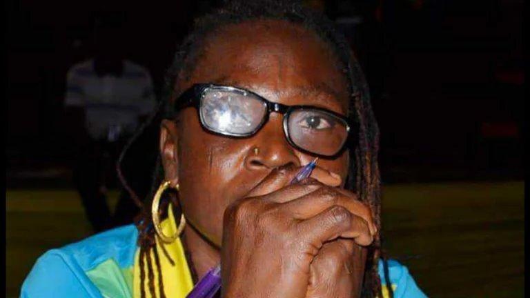 Late Olufunke Ogunsuyi, Ogun Kick boxing head coach