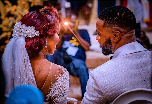 Jonathan, Osinbajo, others attend wedding of Gbenga Daniel's daughter