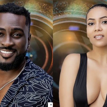 BBNaija housemate Pere expresses interest in dating Maria