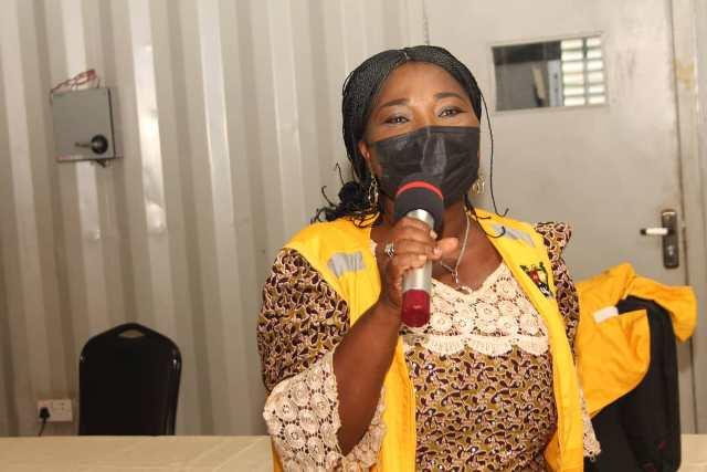 Florence Yetunde Gbafe