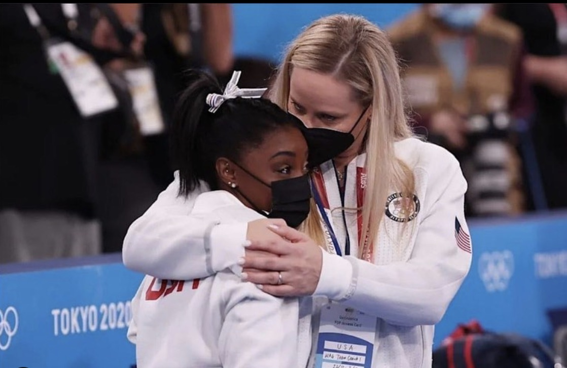 Simone Biles pulls out from another Olympic event