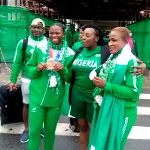 Team Nigeria 1
