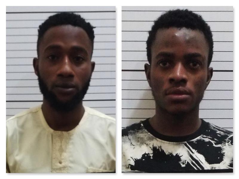 The other convicts Olaoluwa Samuel and Rasheed Temitope