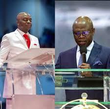 Tunde Bakare and Oyedepo