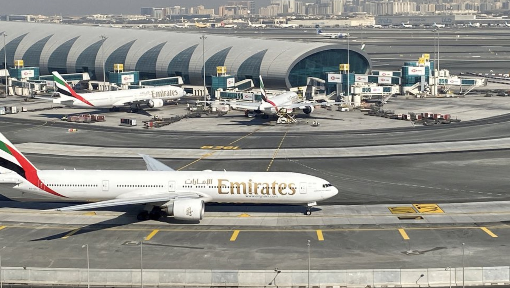 UAE lifts ban on transit flights from Nigeria, India, Pakistan