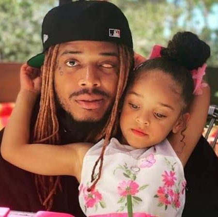 Fetty Wap and late daughter Lauren Maxwell