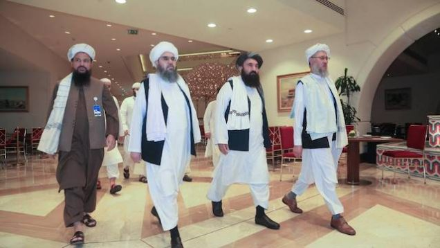 Taliban Announce New Interim Government For Afghanistan
