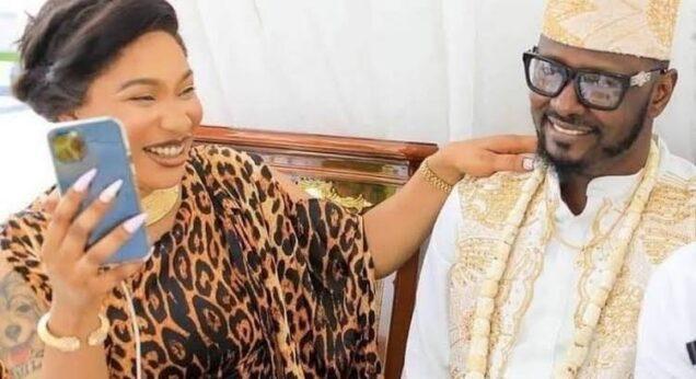 Tonto Dikeh replies Kpokpogri, makes shocking revelation - P.M. News