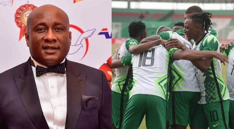 Allen Onyema promises Super Eagles N20m if they defeat Cape Verde