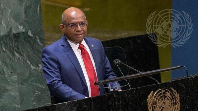 Abdulla Shahid new UNGA president