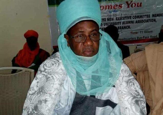 Alhaji Hassan Attahiru Emir of Bugundu