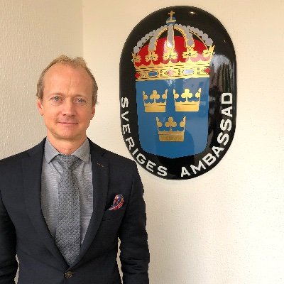 Ambassador Carl Micheal Gräns