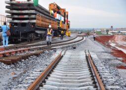 Apapa Port Rail