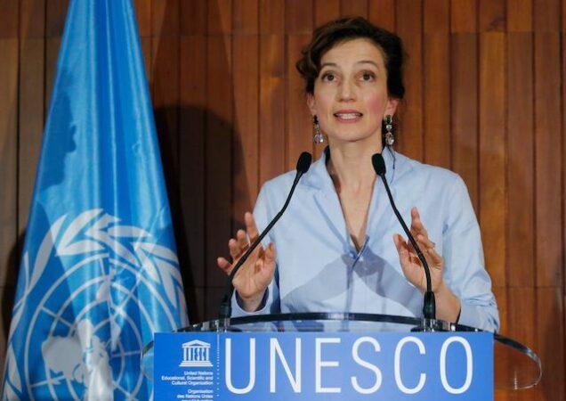 France UNESCO New Chief