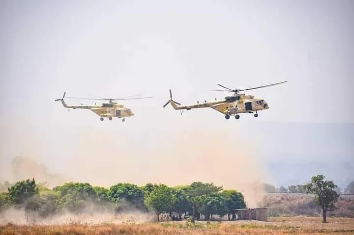 Onslaught against bandits thickens in Zamfara