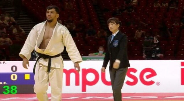Nourine  and his coach get 10-year ban for withdrawing from Olympics