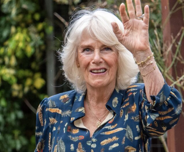 Camilla Duchess of Cornwall becomes patron of Mirabel Centre