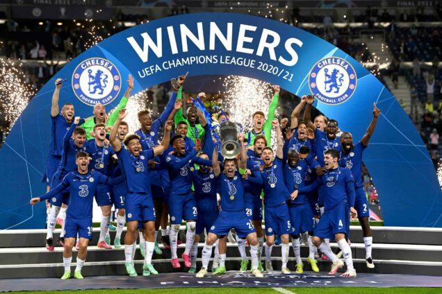 Chelsea begin Champions League defence