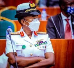 Commodore Jamila Abubakar