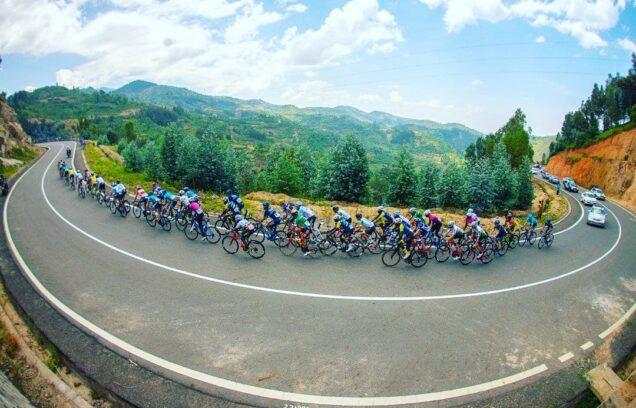 Cycling in Rwanda. Photo New Times of Rwanda